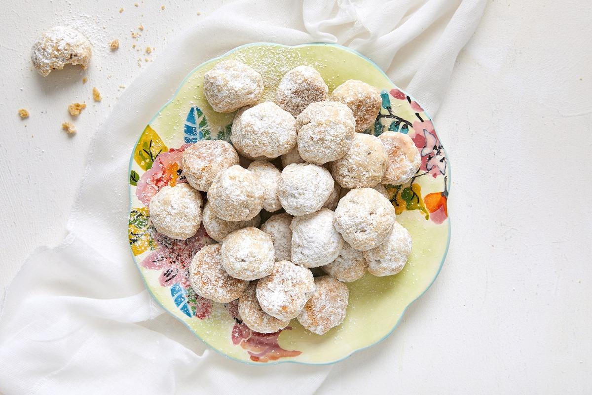 עוגיות טחינה וקוואקר מתמוססות בפה